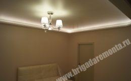 Ремонтные работы со светом в квартире на Богатырском