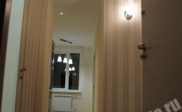 Ремонтные работы в каридоре квартиры на Богатырском