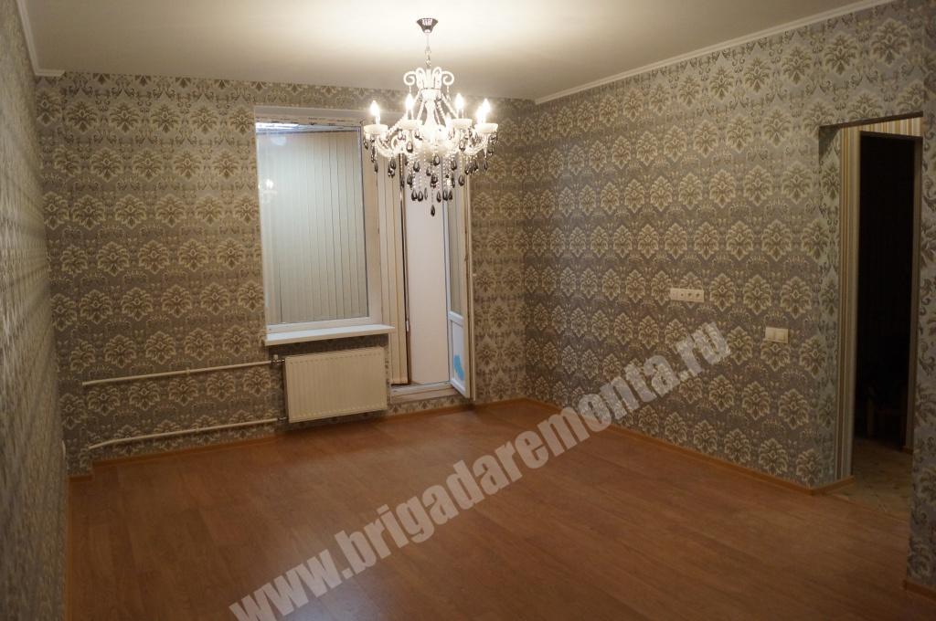 Ремонтные работы в квартире на Ушинского