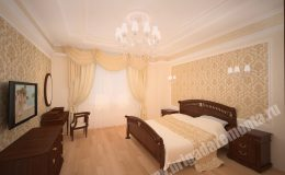 Ремонтные работы в спальне квартиры на Вавилова
