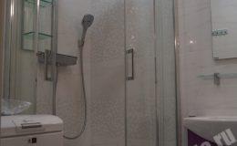 Ремонтные работы ванной в квартире на Богатырском