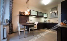 Результат ремонта кухни от компании Бригада Ремонта