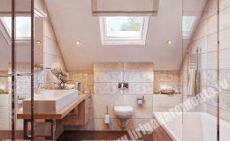 Ванная комната от компании Бригада Ремонта