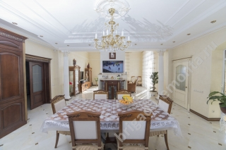 Ремонт в доме по дизайн проекту в классическом стиле