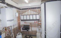 Коллектор, большой накопитель воды, ремонт дома