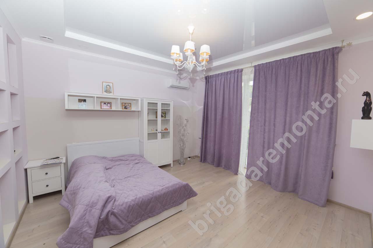 детская спальня, ремонт детской, ремонт в доме