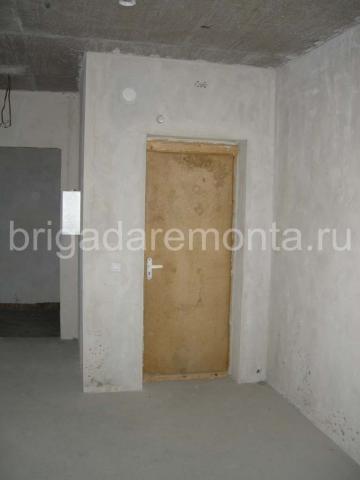 Новостройка входная дверь