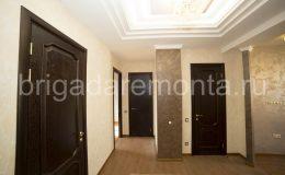 ремонт коридора в сталинце Спб, хороший ремонт, ремонт квартиры в сталинском доме