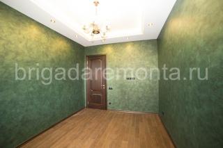 ремонт квартиры, ремонт сталинки,окраска стен краской san marco, ремонт кабинета