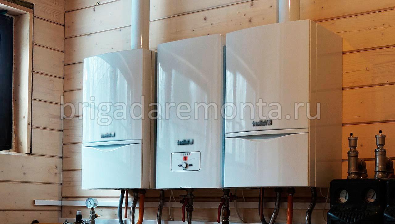 Электрическая система отопления дома