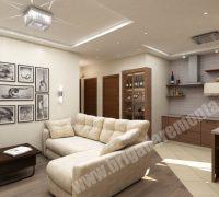 Отзыв Анны о ремонте однокомнатной квартиры